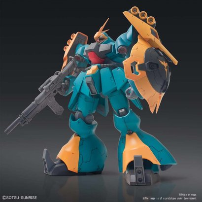 "BANDAI MODEL KITS 5055331 #10 MSN03 Gyunei Guss' Jagd Doga ""Char's Counterattack"", Bandai RE/100"