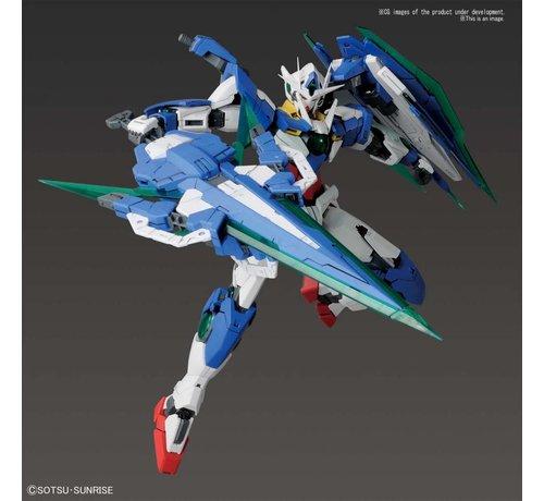 "BANDAI MODEL KITS 5055328 00 QAN[T] Full Saber ""Mobile Suit Gundam 00V: Battlefield Record"", Bandai MG 1/100"