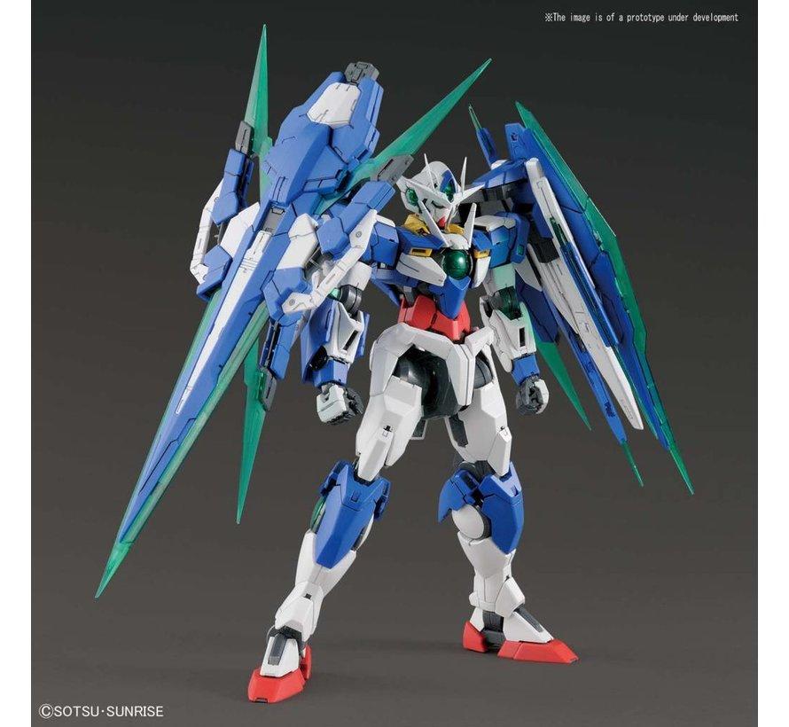 "5055328 00 QAN[T] Full Saber ""Mobile Suit Gundam 00V: Battlefield Record"", Bandai MG 1/100"