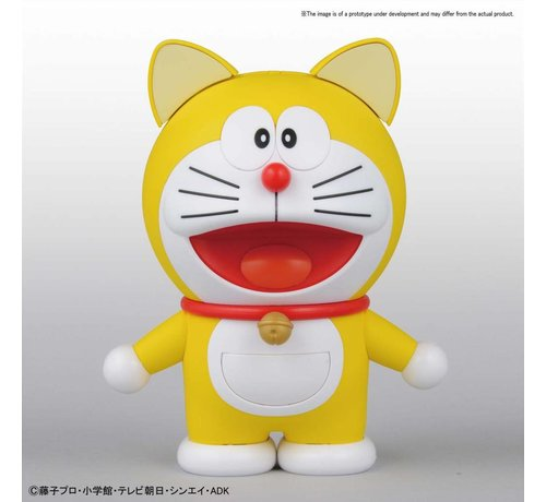 "BANDAI MODEL KITS 5055338 Doraemon (Ganso Ver.) ""Doreamon"", Bandai Figure-rise Mechanics"