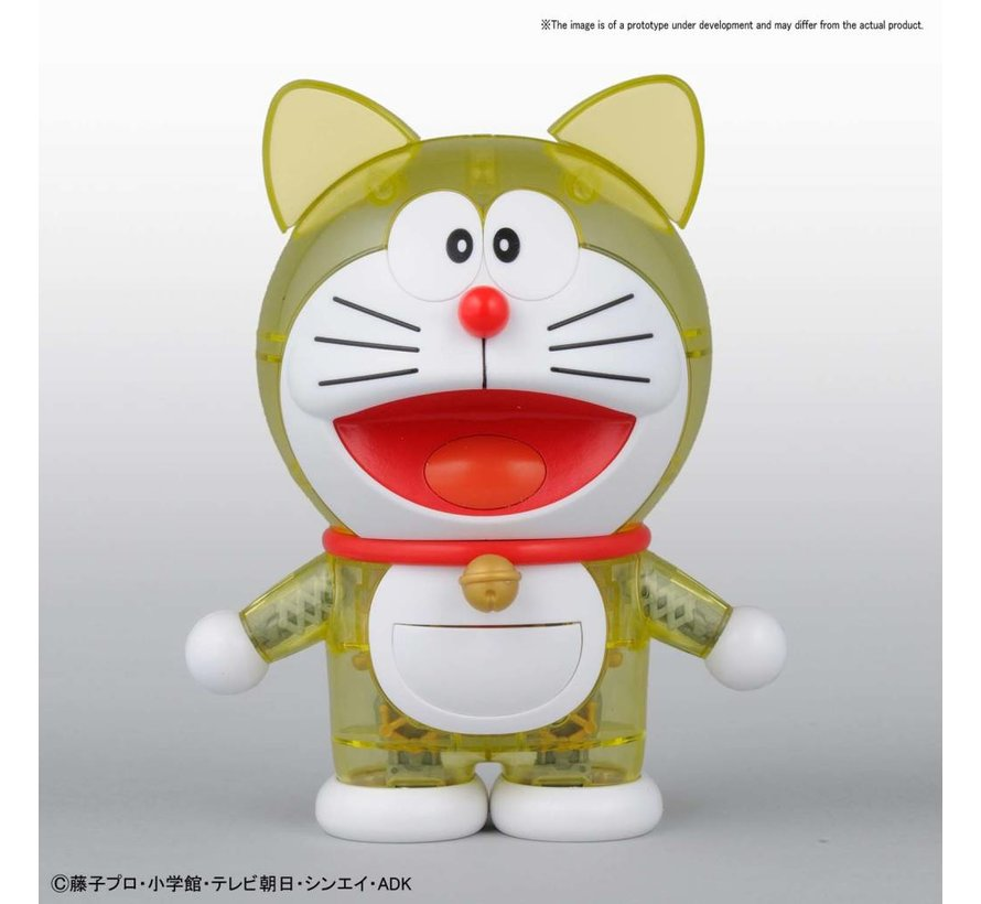 "5055338 Doraemon (Ganso Ver.) ""Doreamon"", Bandai Figure-rise Mechanics"