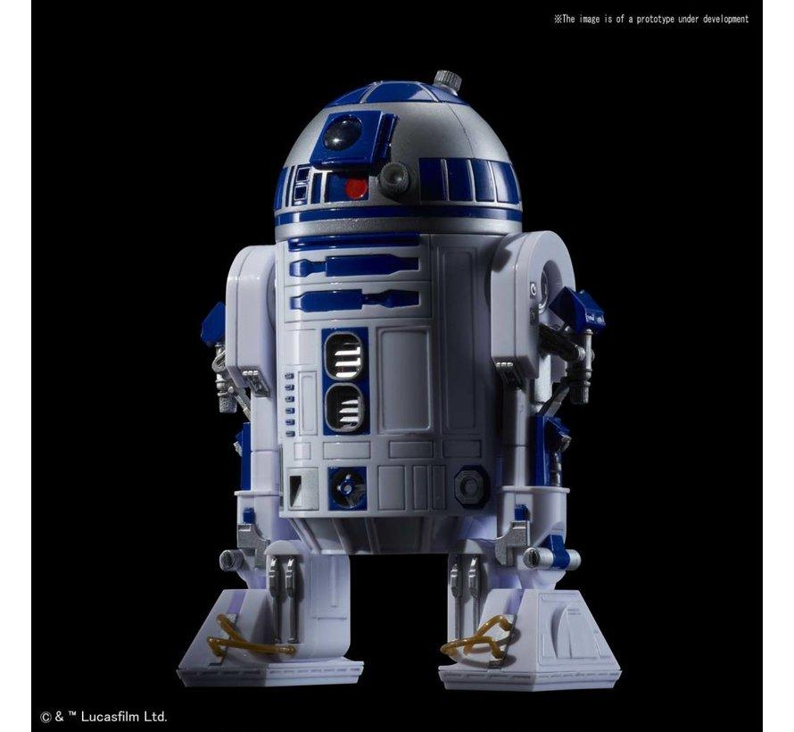 "5055339 R2-D2 (Rocket Booster Ver.) ""Star Wars"", Bandai Star Wars 1/12 Plastic Model"