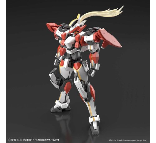 "BANDAI MODEL KITS 5055351 Laevatein Ver.IV ""Full Metal Panic! Invisible Victory"", Bandai HG 1/60"