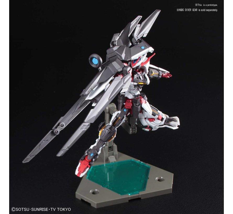 "230452 #012 Gundam Astray No-Name ""Gundam Build Divers"", Bandai HGBD 1/144"