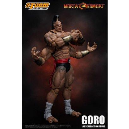 "Storm Collectibles 87064 Goro ""Mortal Kombat"", Storm Collectibles 1:12 Action Figure"