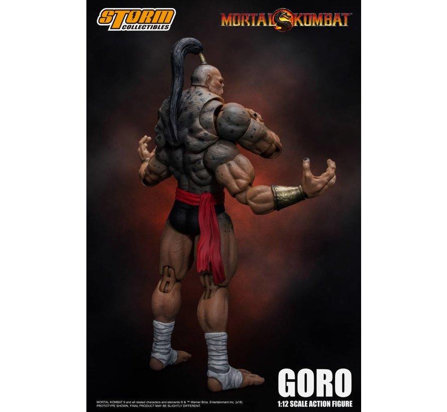 "87064 Goro ""Mortal Kombat"", Storm Collectibles 1:12 Action Figure"