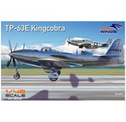 Dora Wings - DWN 1/48 TP-63E Kingcobra (Two Seat)