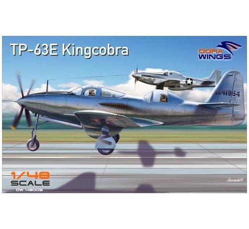 Dora Wings - DWN 48003 Dora Wings 1/48 TP-63E King Cobra Two-Seater Aircraft (New Tool)