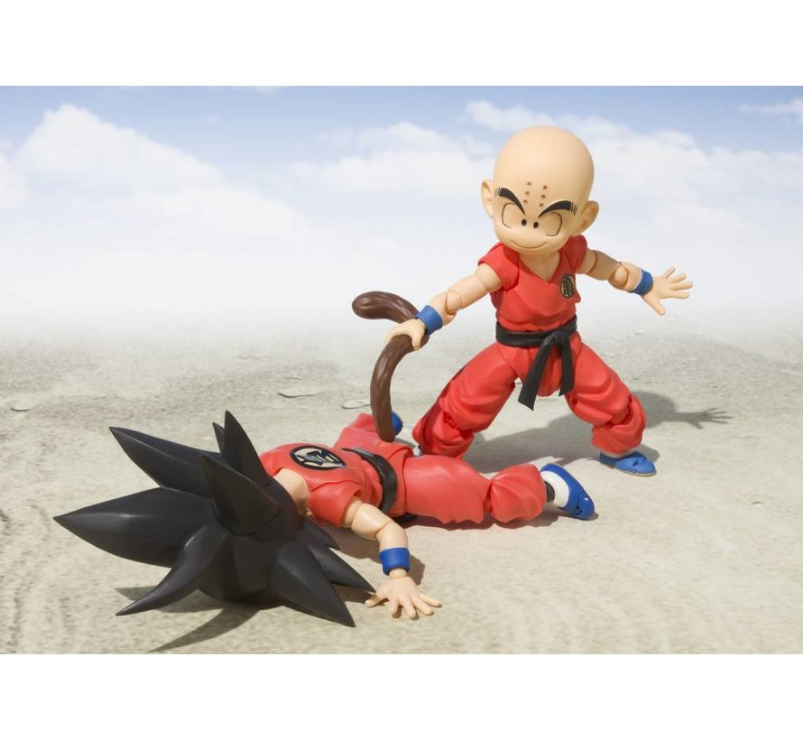 "BAS55137 Kid Krillin ""Dragon Ball"" Action Figure , S.H. Figuarts"