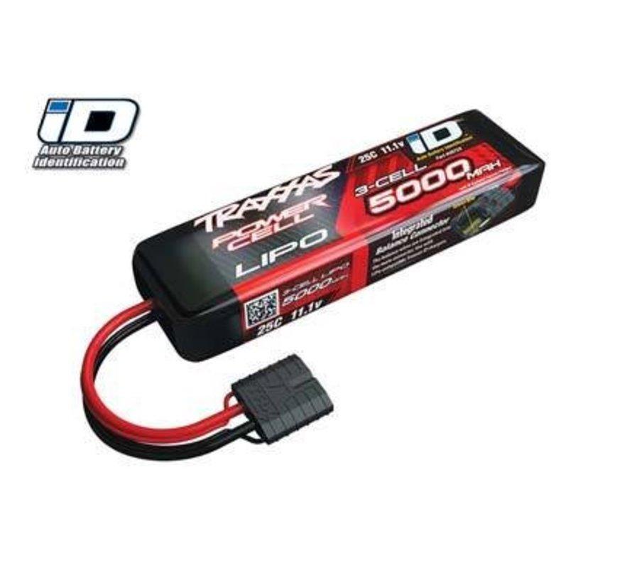 2872X Battery LiPo 3S 11.1V 5000mah 25C