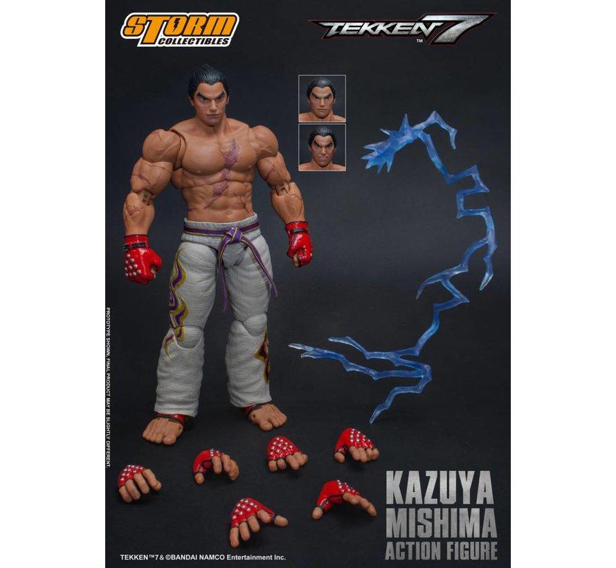 "87077 Kazuya Mishima ""Tekken 7"", Storm Collectibles 1/12 Action Figure"