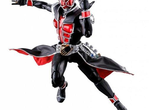 Tamashii Nations Kamen Rider Wizard Flame Style