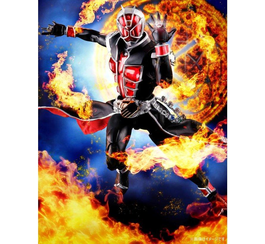 "55107 Kamen Rider Wizard Flame Style ""Kamen Rider Wizard"", Bandai S.H.Figuarts (Shinkocchou Seihou)"