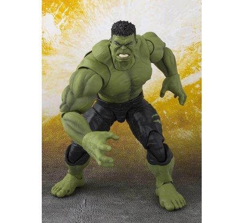 "Tamashii Nations 55108 Hulk ""Avengers: Infinity War"", Bandai S.H.Figuarts"