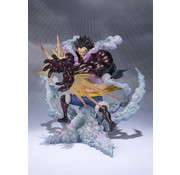 Tamashii Nations Monkey D. Luffy -Gear 4 Leo Bazooka