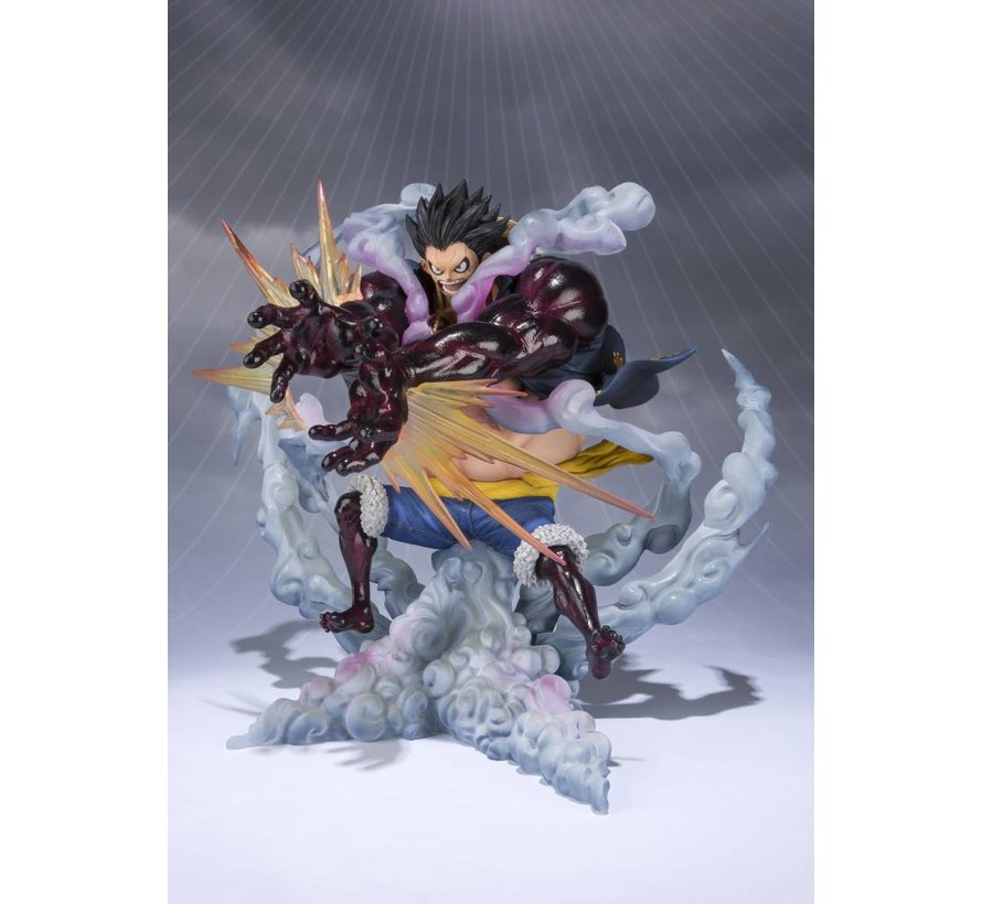 "55114 Monkey D. Luffy -Gear 4 Leo Bazooka- ""One Piece"", Bandai FiguartsZERO"