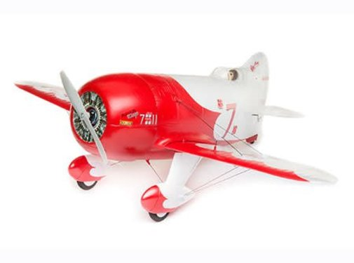 E-flite (EFL) UMX Gee Bee w/ AS3X and Safe Select