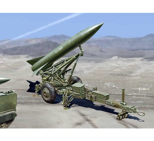 DML - Dragon Models 3600 DML/Dragon Models MGM52 Lance Missile w/Launcher (New Tool)
