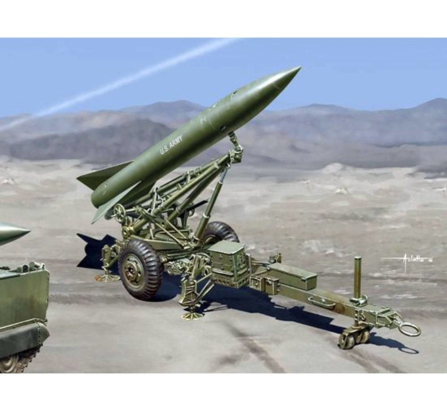 3600 DML/Dragon Models MGM52 Lance Missile w/Launcher (New Tool)
