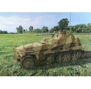 Dragon Models (DML) (SO) 6882 DML/Dragon Models Sd.Kfz.250/9 Ausf A Halftrack w/2cm leSPW Gun