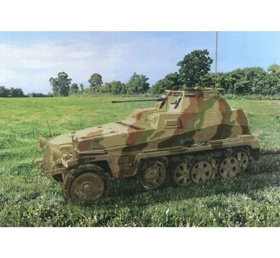 6882 DML/Dragon Models Sd.Kfz.250/9 Ausf A Halftrack w/2cm leSPW Gun