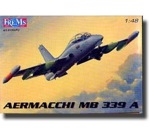 Frems FM0199 FreMs Plastic Model Kits Aermacchi MB.339A Attack Version