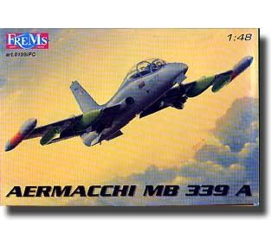 FM0199 FreMs Plastic Model Kits Aermacchi MB.339A Attack Version