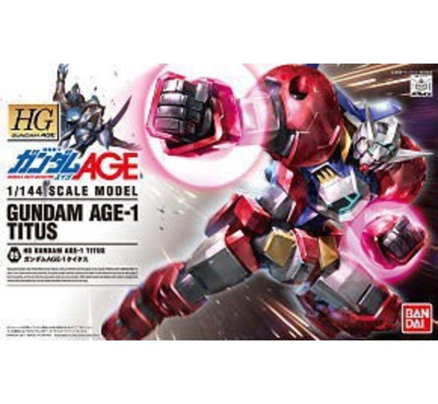 171623 1/144 Gundam AGE-1 Titus HG