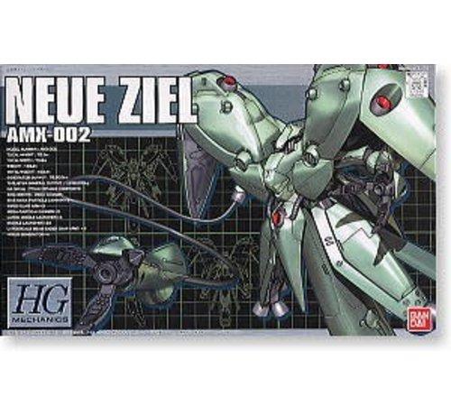 "BANDAI MODEL KITS 107719: #2 AMX-002 (AMX-X2) NEUE ZIEL ""Gundam 0083"", Bandai HGM 1/550"