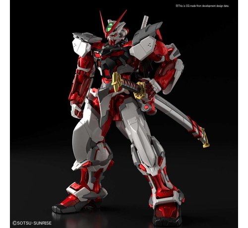 "BANDAI MODEL KITS Gundam Astray Red frame ""Gundam Astray"", Bandai Hi-Resolution Model 1/100"