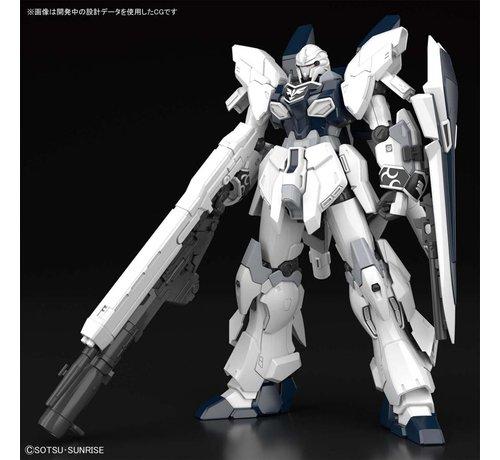 "BANDAI MODEL KITS 5055348 #217 Sinanju Stein (Narrative Ver.) ""Gundam NT"", Bandai HGUC 1/144"