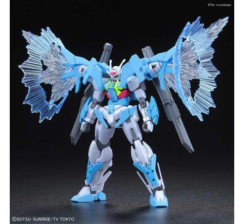 "BANDAI MODEL KITS 230836 #15 Gundam 00 Sky (Higher Than Sky Phase) ""Gundam Build Divers"", Bandai HGBD 1/144"