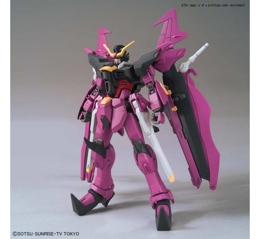 "5055341 #19 Gundam Love Phantom ""Gundam Build Divers"", Bandai HGBD 1/144"