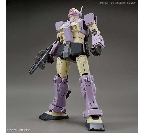 "BANDAI MODEL KITS 5055352 #23 GM Intercept Custom, ""Gundam MSV-R"", Bandai HG The Origin 1/144"