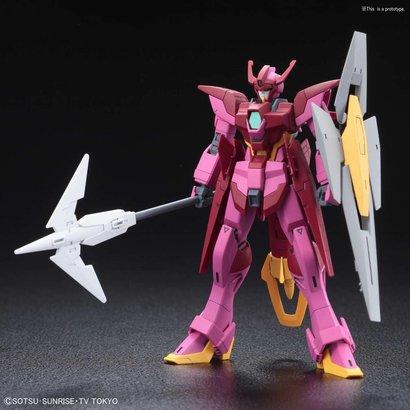 "BANDAI MODEL KITS #18 Impulse Gundam Lancier ""Gundam Build Divers"", Bandai HGBD 1/144"