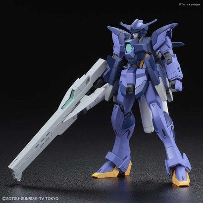 """BANDAI MODEL KITS 5055336 #17 Impulse Gundam Arc """"Build Divers"""", Bandai HGBD 1/144"""