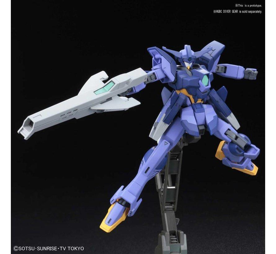 "5055336 #17 Impulse Gundam Arc ""Build Divers"", Bandai HGBD 1/144"