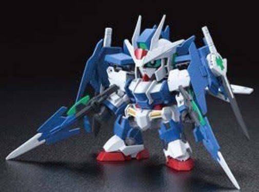 "BANDAI MODEL KITS Gundam 00 Diver Ace ""Gundam Build Divers"""