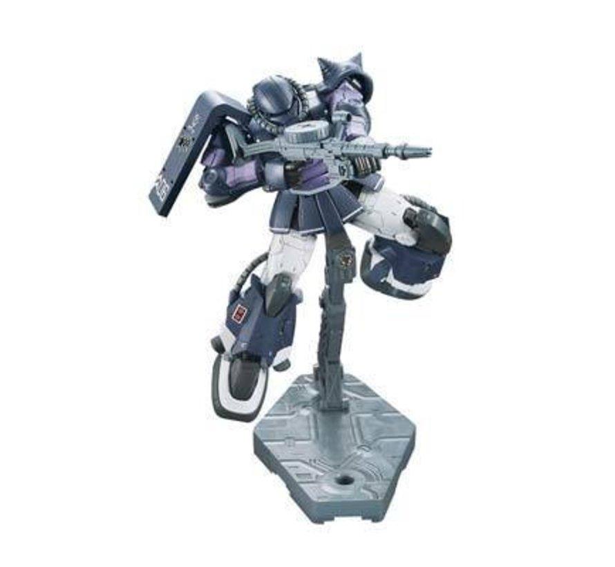 """196697 #05 Zaku II Ortega Custom """"Gundam The Origin"""", Bandai HG The Origin"""