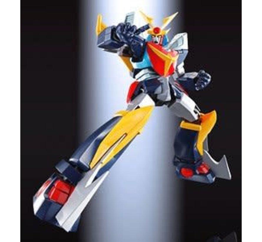 """55139 GX-82 Muteki Koujin Daitarn 3 F.A. """"Invincible Steel Man Daitarn 3"""", Bandai Soul Of Chogokin"""