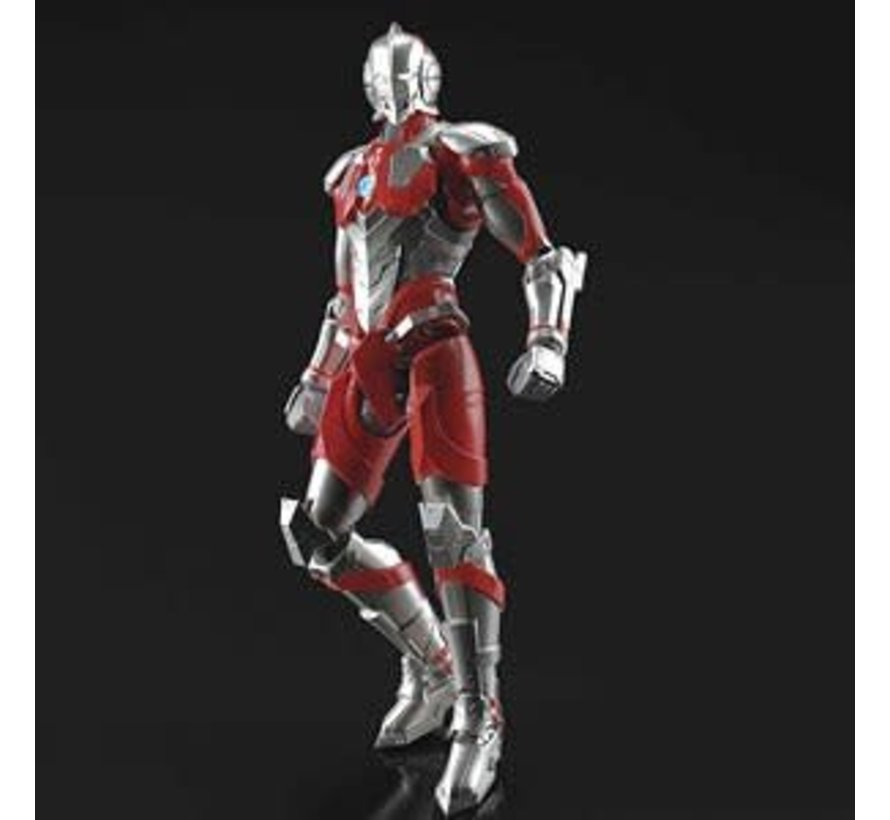 "55135 Ultraman ROSSO Flame ""Ultraman R/B"", Bandai S.H.Figuarts"