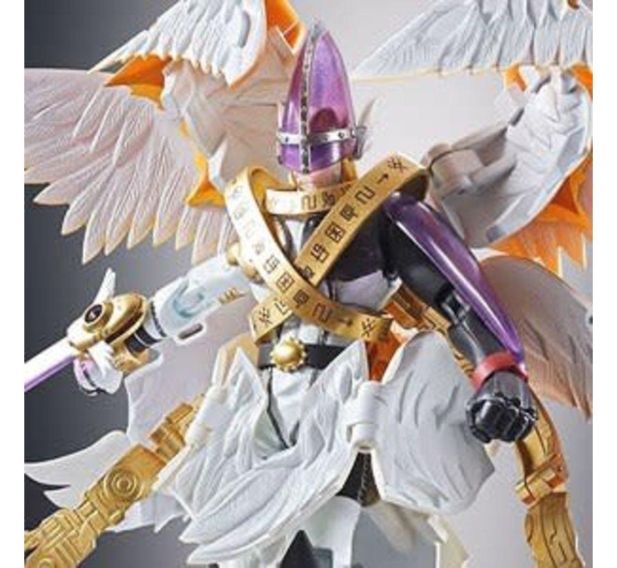 """55120 07 MagnaAngemon """"Digimon"""", Bandai Digivolving Spirits"""