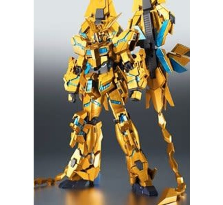 "55020 RX-0 Unicorn Gundam 03 Phenex (DESTROY MODE) Narrative Ver. ""Mobile Suit Gundam Narrative"", Bandai Robot Spirits"