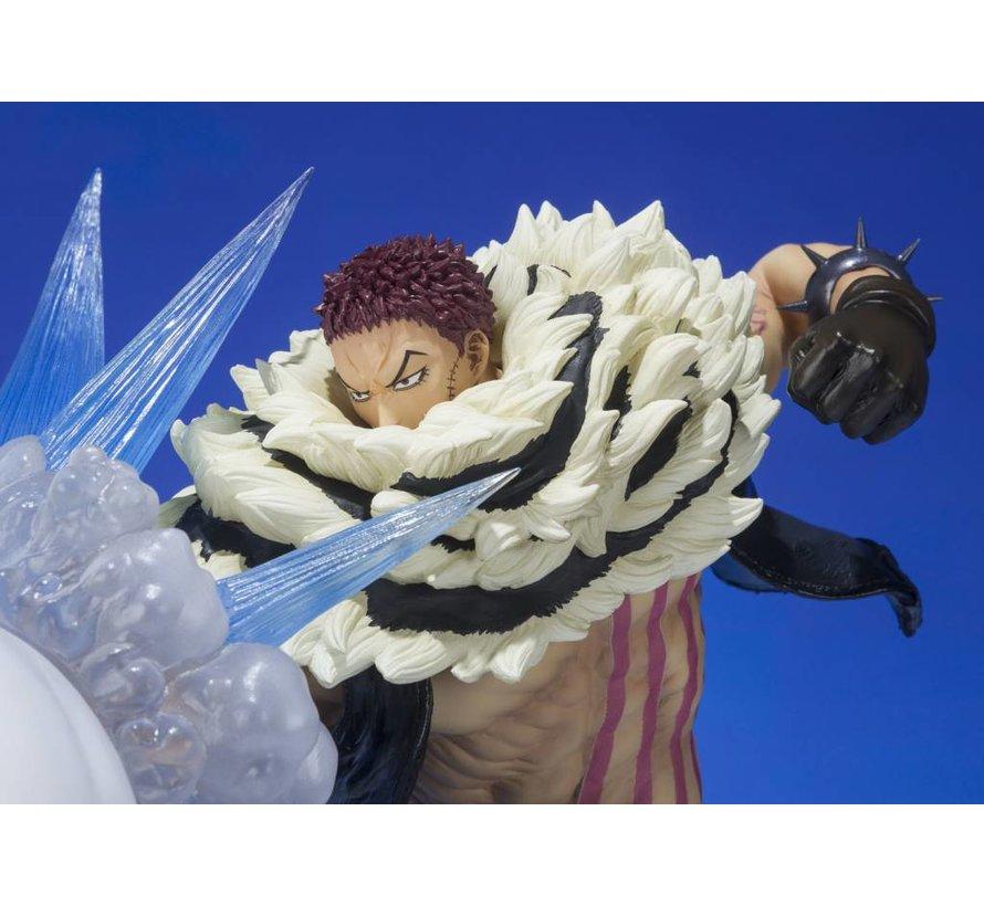 """55018 CHARLOTTE KATAKURI -MOCHI TSUKI- """"One Piece"""", Bandai FiguartsZERO"""