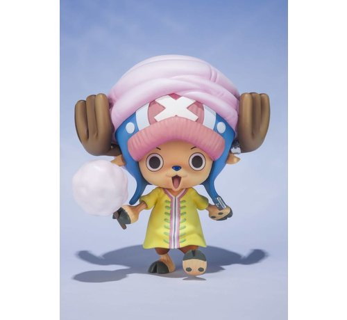 "BANDAI MODEL KITS 55017 TONY TONY CHOPPER -Whole Cake Island Ver.- ""One Piece"", Bandai FiguartsZERO"