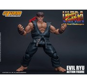 Storm Collectibles Evil Ryu 1/12 Action Figure