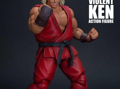 Storm Collectibles Violent Ken 1/12 Action Figure