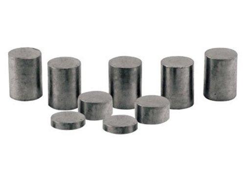 PineCar (PIN) P3915 Tungsten Weights  3 oz Cylinder
