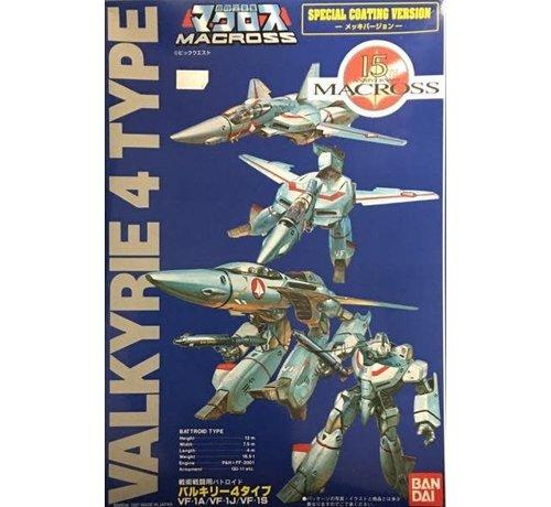 BANDAI MODEL KITS 59705 VF-1A, VF-1J, VF-1S