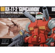 BANDAI MODEL KITS 1/144 RX-77-2 GUN CANNON